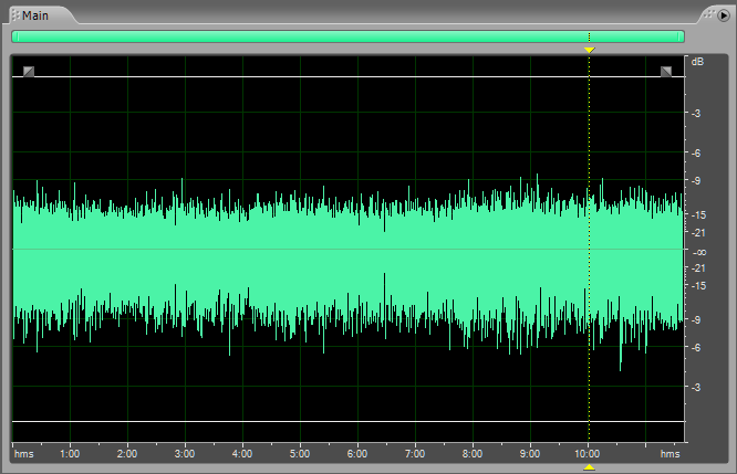 Frequency Spectrum Analysis Adobe Audition Clicks Pops and Smacks Recording 2